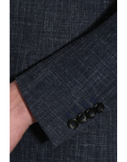 Canali Blue Kei suit in woolndsilkndlinen blend-1_2