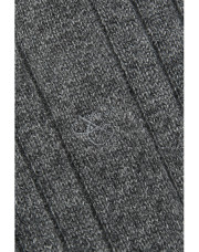 Canali Black and Gray Cashmere sock two-pack-1_2