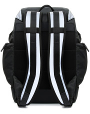 Canali Black Edition backpack with white details-1_1