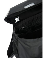 Canali Black Edition backpack with white details-1_3