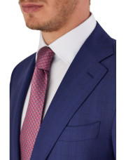 Canali Exclusive striped wool suit blue-1_4