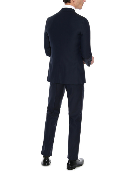 Canali Navy tuxedo in pure wool-2_3