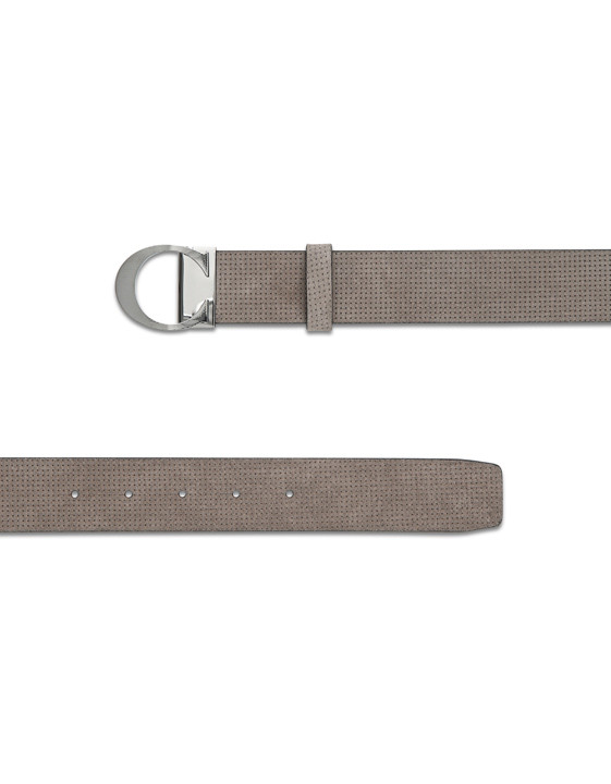 Canali Gray sharp-cut calfskin with C buckle-2_1