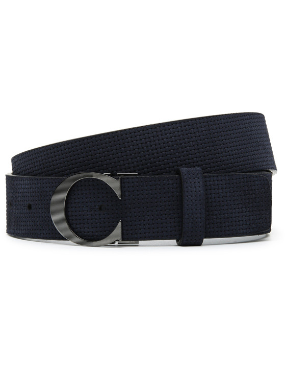 Canali Navy sharp-cut calfskin with C buckle-2_0