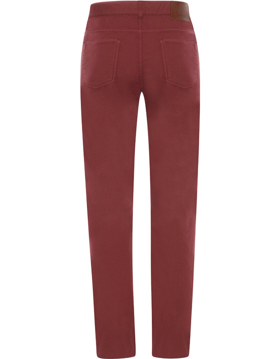 Canali Red 5-pocket pants in stretch-cotton-2_1