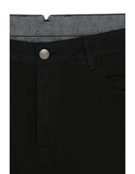 Canali Black 5-pocket pants in stretch-cotton-2_4