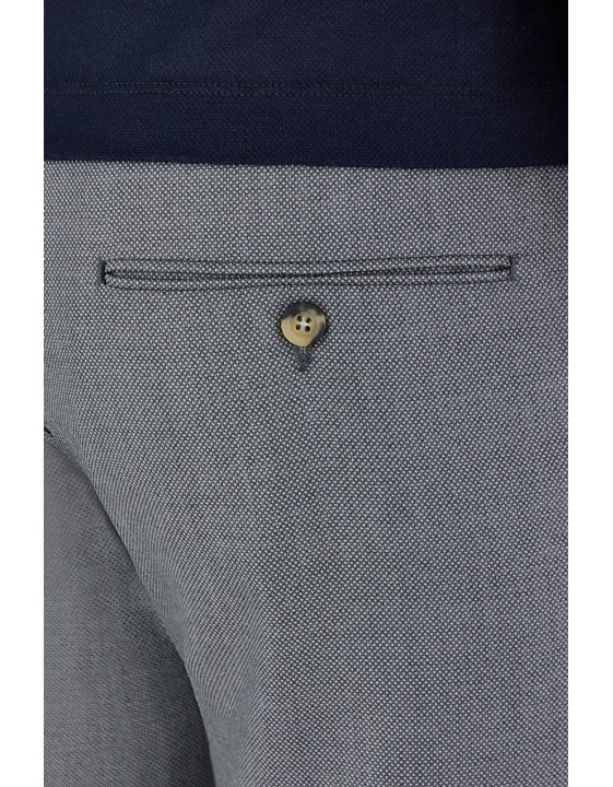 Canali Gray Impeccabile wool chinos with drawstring-2_4
