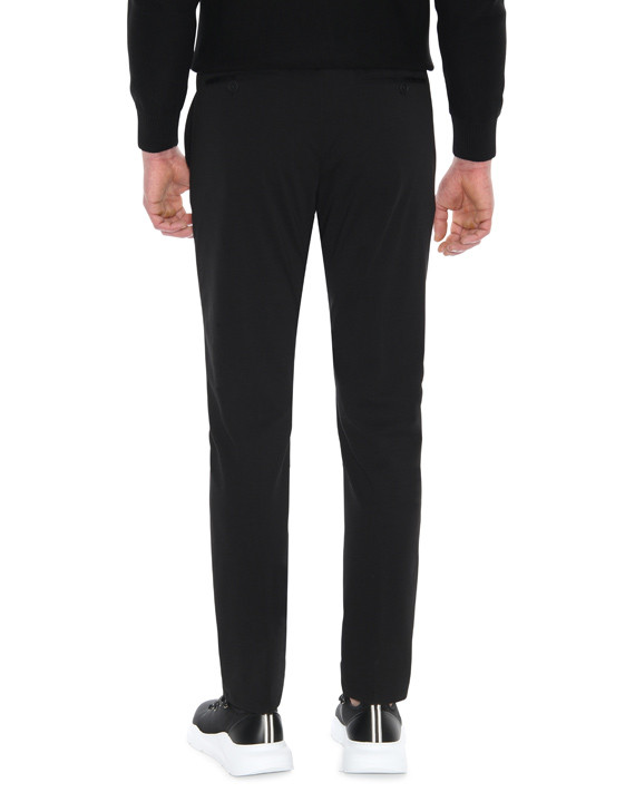 Canali Black Edition chinos with drawstring-2_2