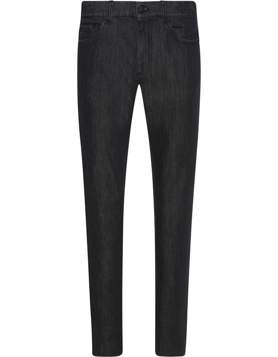 Canali Black Edition Slim Fit jeans-2_1