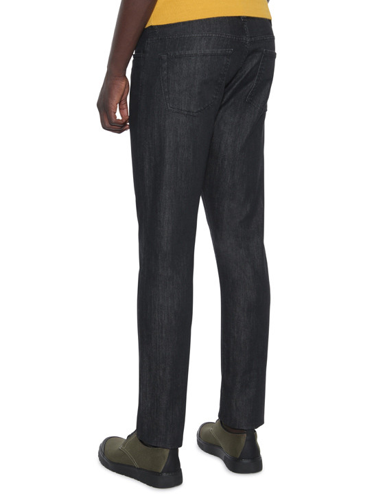 Canali Black Edition Slim Fit jeans-2_2