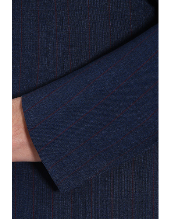 Canali Dark blue Exclusive suit in Super 150's wool-2_2