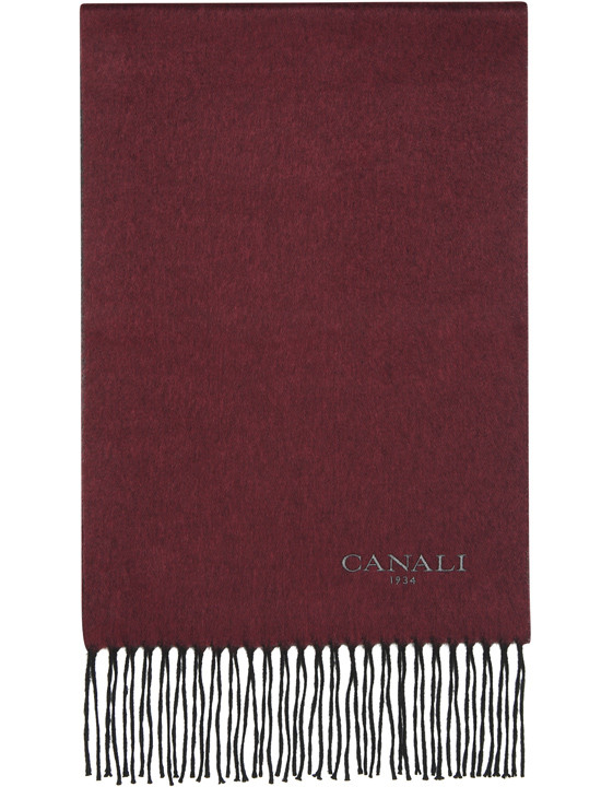 Cashmere and silk double scarf - Exclusive