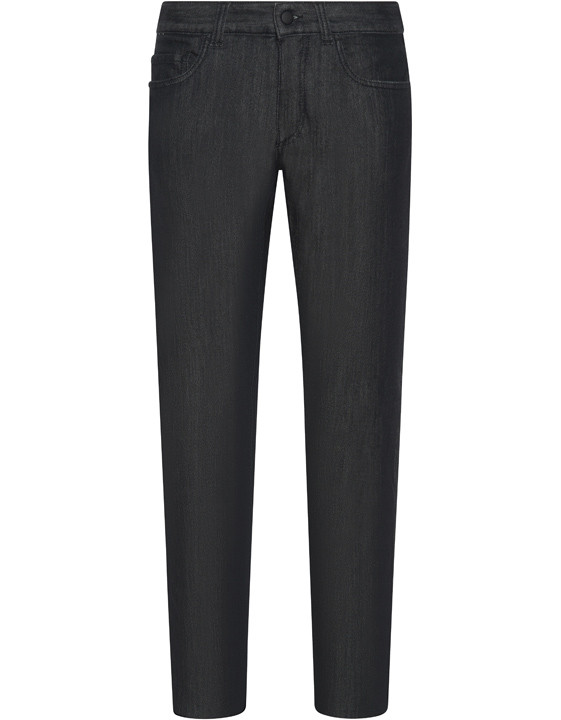 Stretch slim fit denim- Black Edition