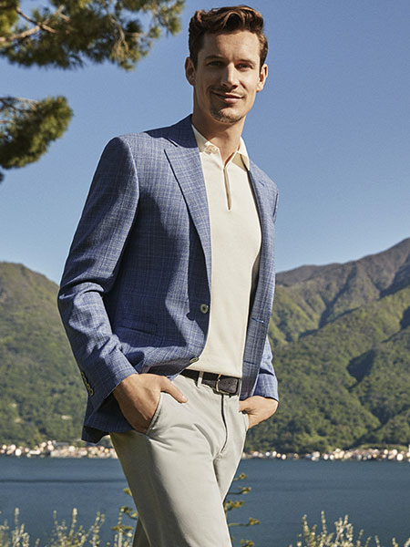 The Unlined Blazer