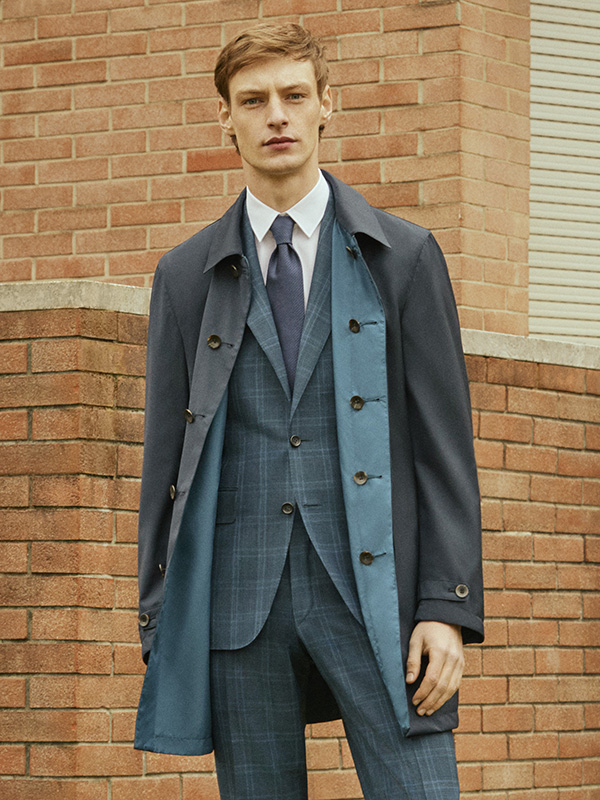 Outerwear for the modern man | Canali.com