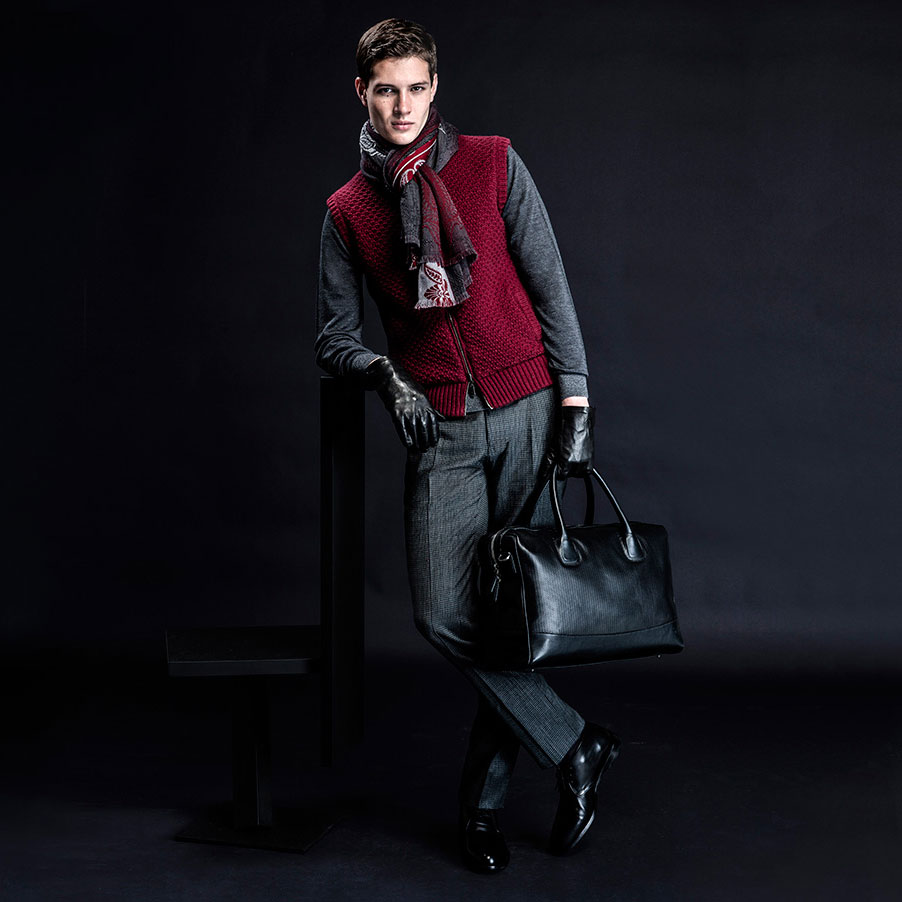 Canali vest to be cool in every moment of the day