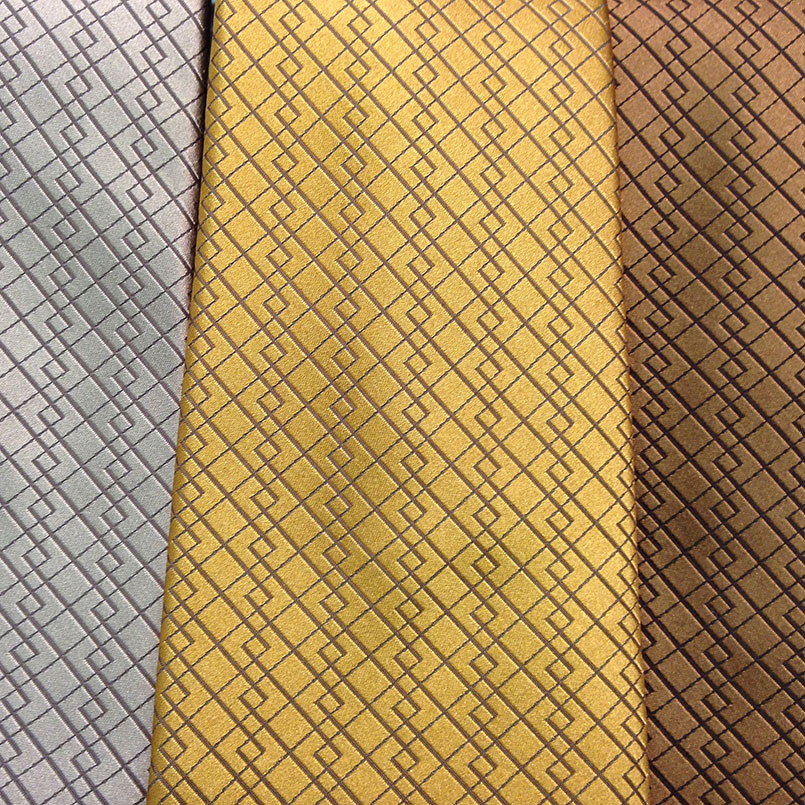 Geometric pattern is the new icon in menswear collection | Canali