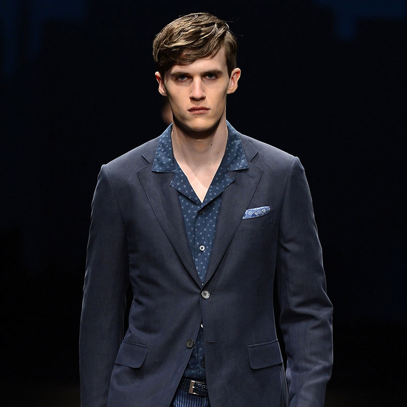 Canali Blazer for the spring