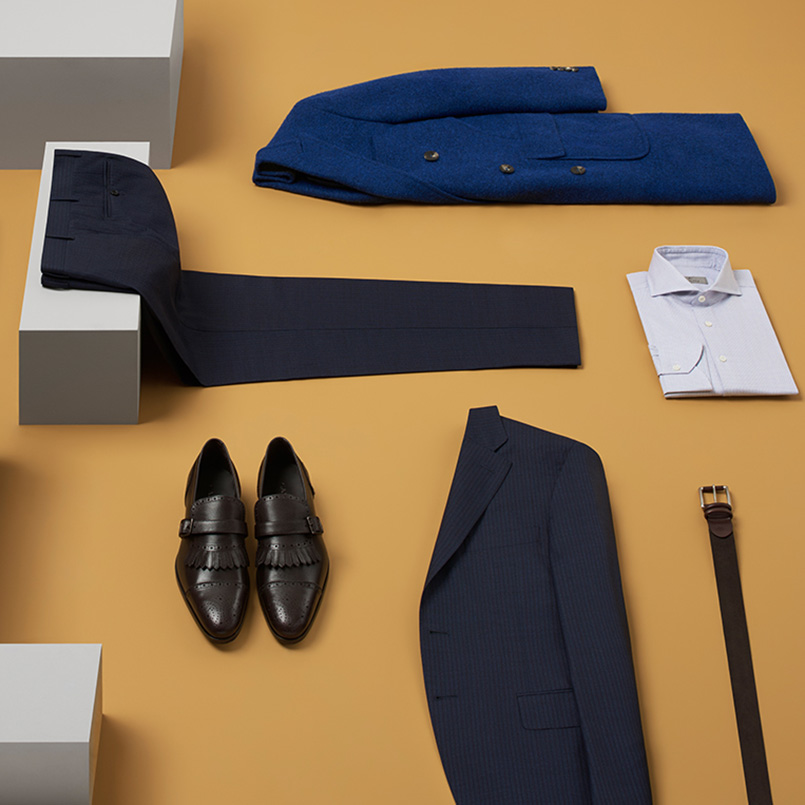 Elegant must-have menswear pieces for the Fall Winter 2016 season | Canali.com