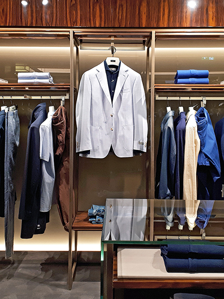 New Boutique at Harrods in London