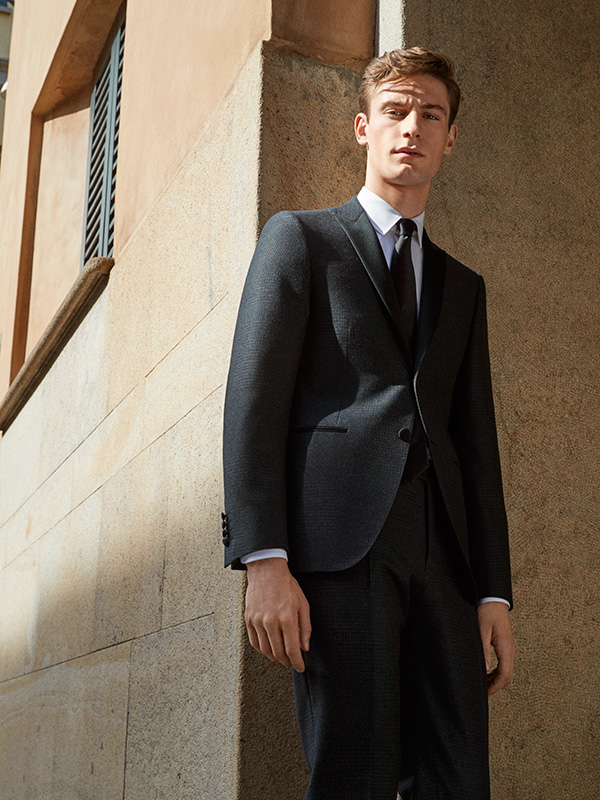 Elegant tuxedo for the Opera premiere: a timeless choice | Canali.com