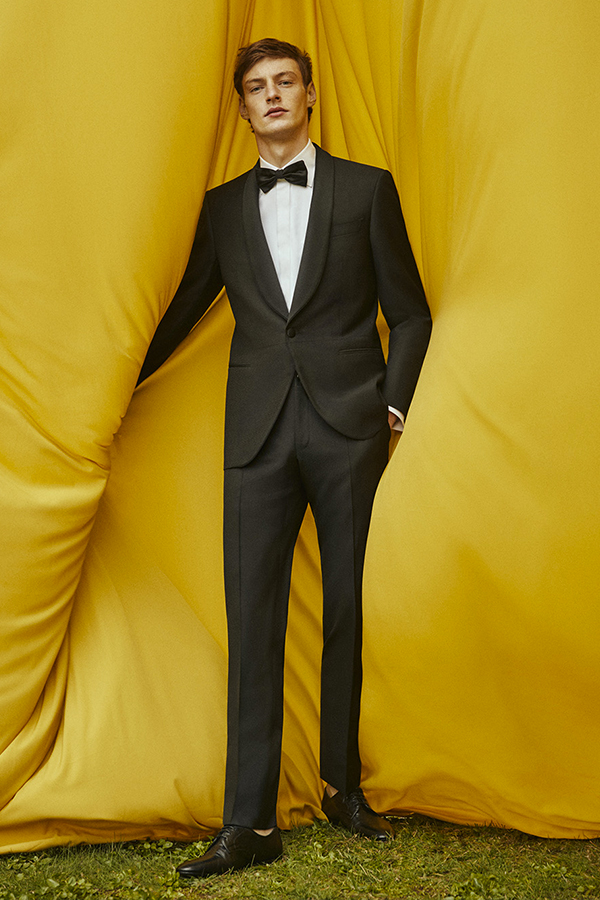 Cannes Film Festival: the red carpet tux | Canali.com