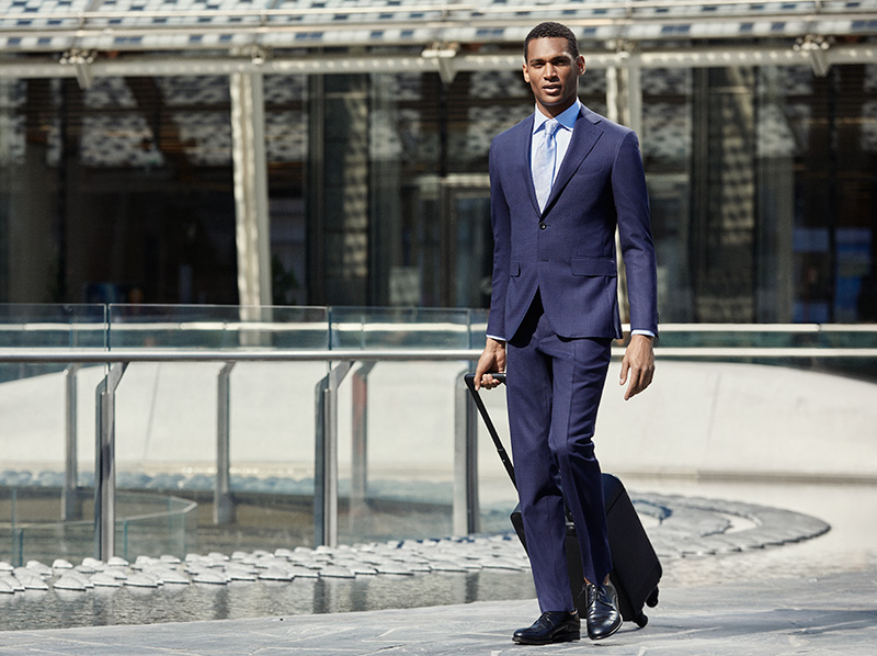 A refreshing men's office look for Summer | Canali