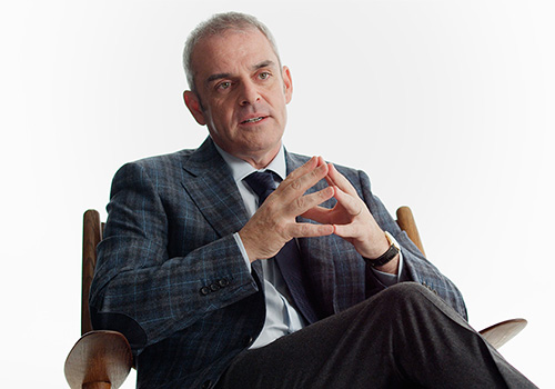 Paul McGinley Interview