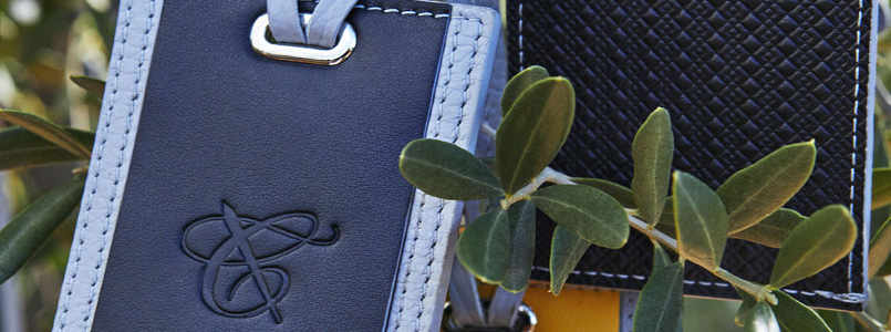 Canali LUGGAGE TAGS
