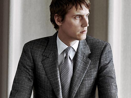 Sophisticated Suiting