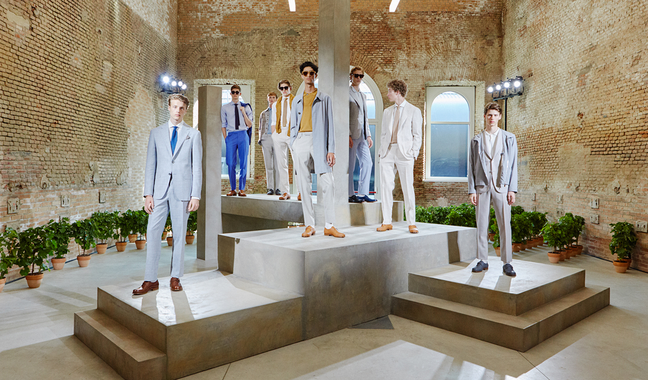 Canali LUI (HE)<br>SPRING SUMMER 2019