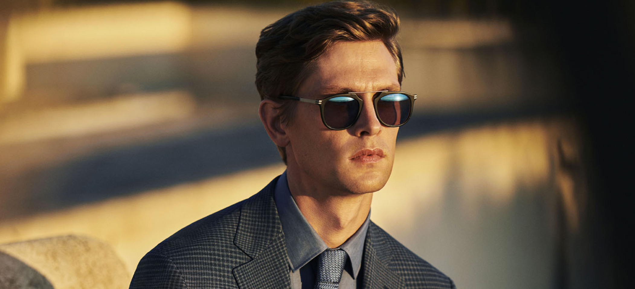 Canali Canali Eyewear Collection: elegance at first sight