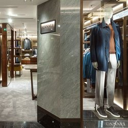 Harrods' new Canali boutique