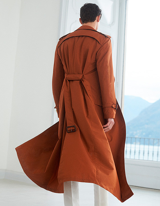 Canali Trench Warmer