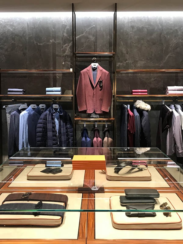 New Boutique at Shanghai Plaza 66