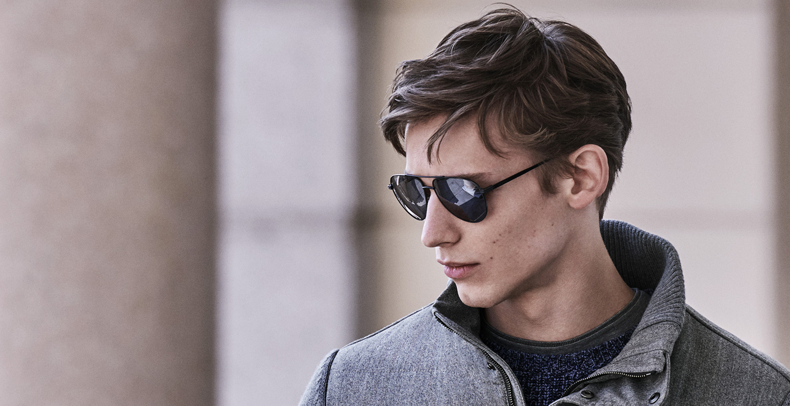 Campagna Canali Eyewear Collection