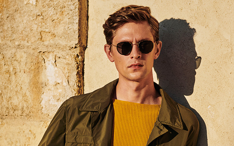 Canali THE EYEWEAR COLLECTION CAMPAIGN