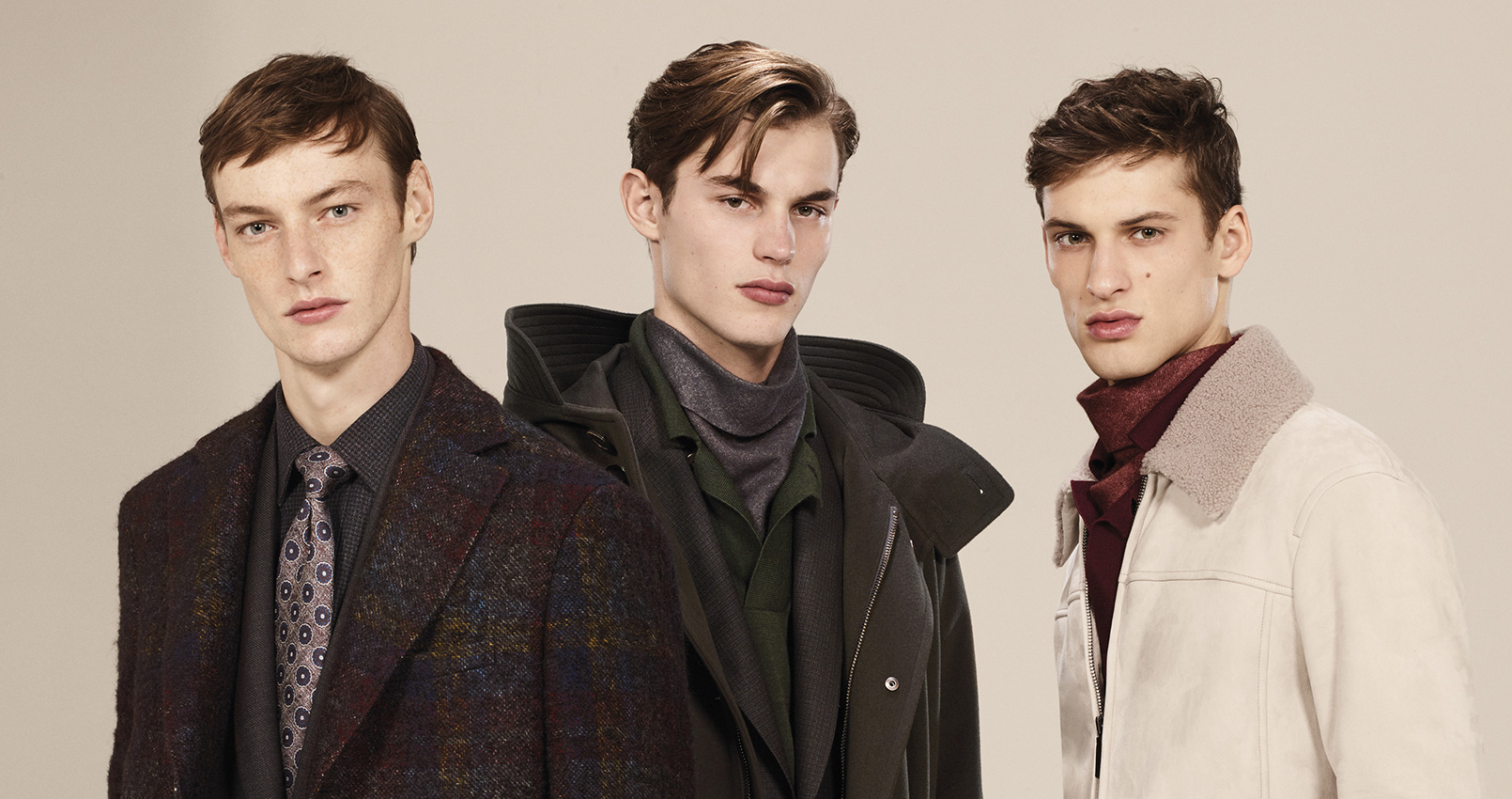 Canali FALL WINTER 2018