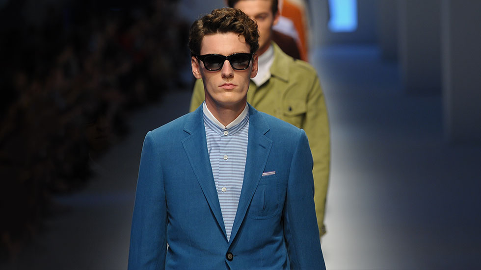 Canali THE SS16 SHOW