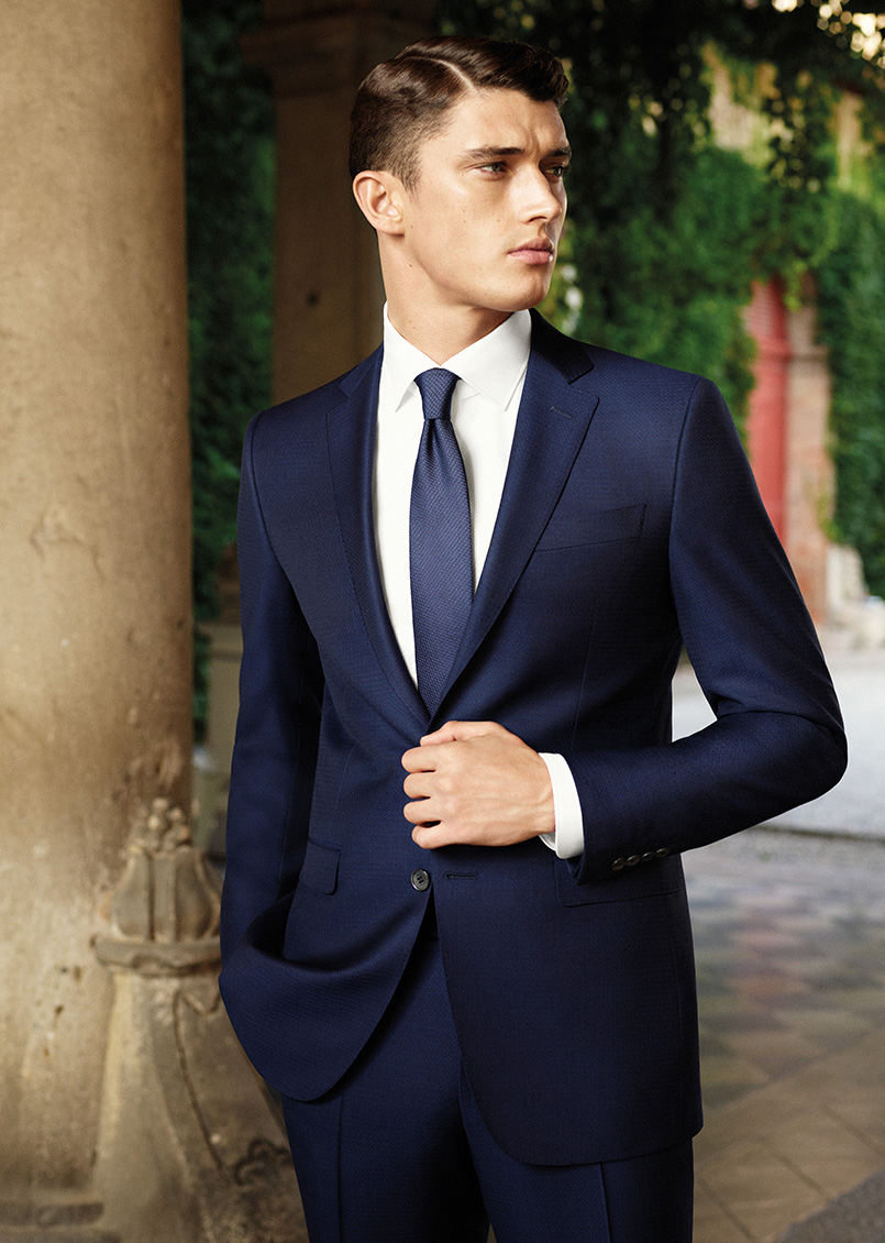 Look Da Matrimonio Uomo : Elegant looks for ceremony by canali