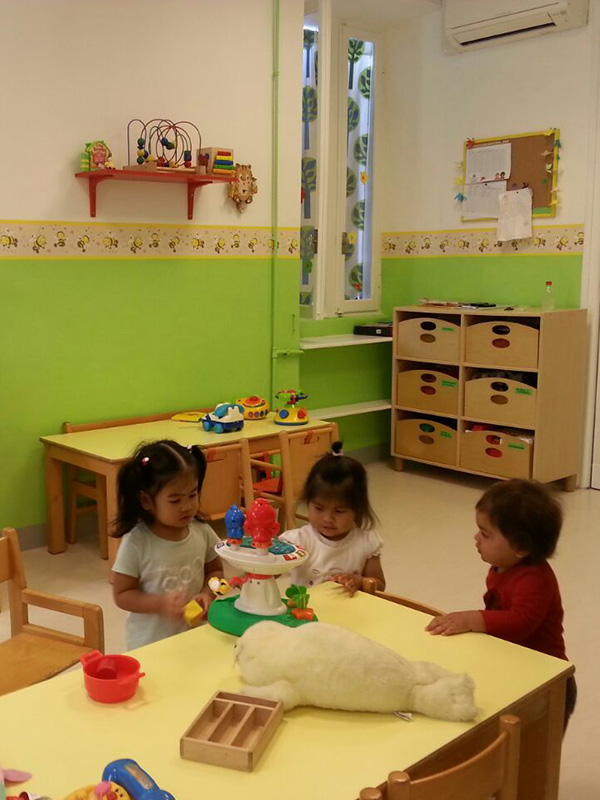 CENTRO DIURNO NIDO D'APE<br /> (HONEYCOMB DAYCARE CENTER)