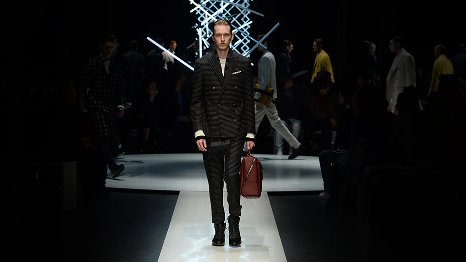 Canali THE FW15 SHOW