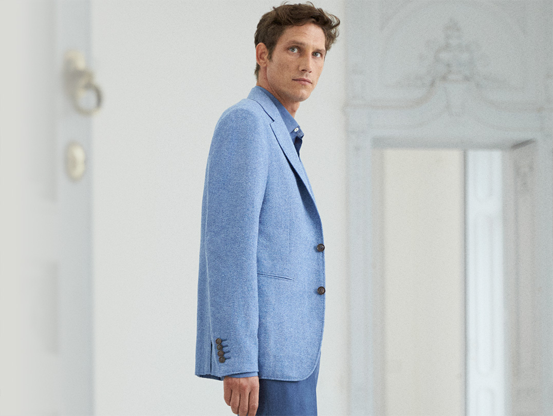 Men's suits, casual and formalwear, Made in Italy | Canali