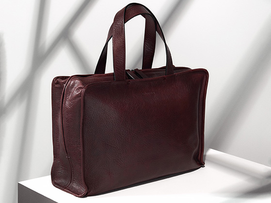 MADE IN ITALY LEATHER BAGS