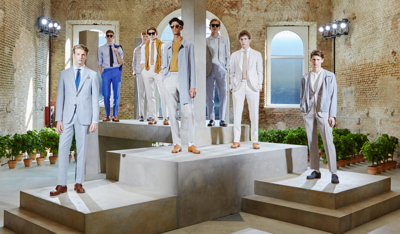 Canali SPRING SUMMER 2019