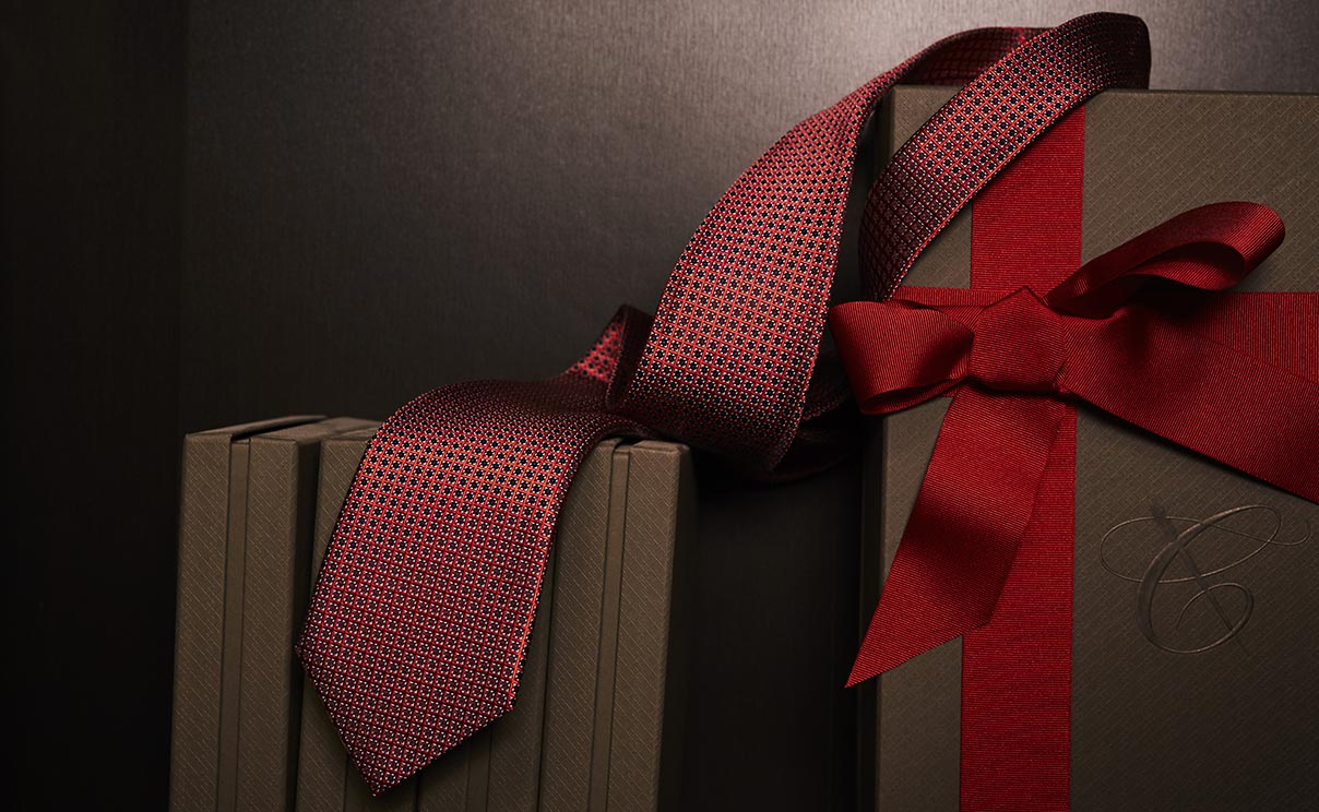 HAPPY HOLIDAYS FROM CANALI