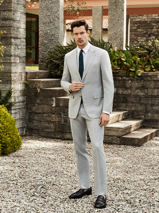54fb40412d Men's suits, casual and formalwear, Made in Italy | Canali