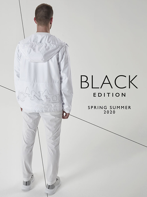 The Canali SS20 Black Edition