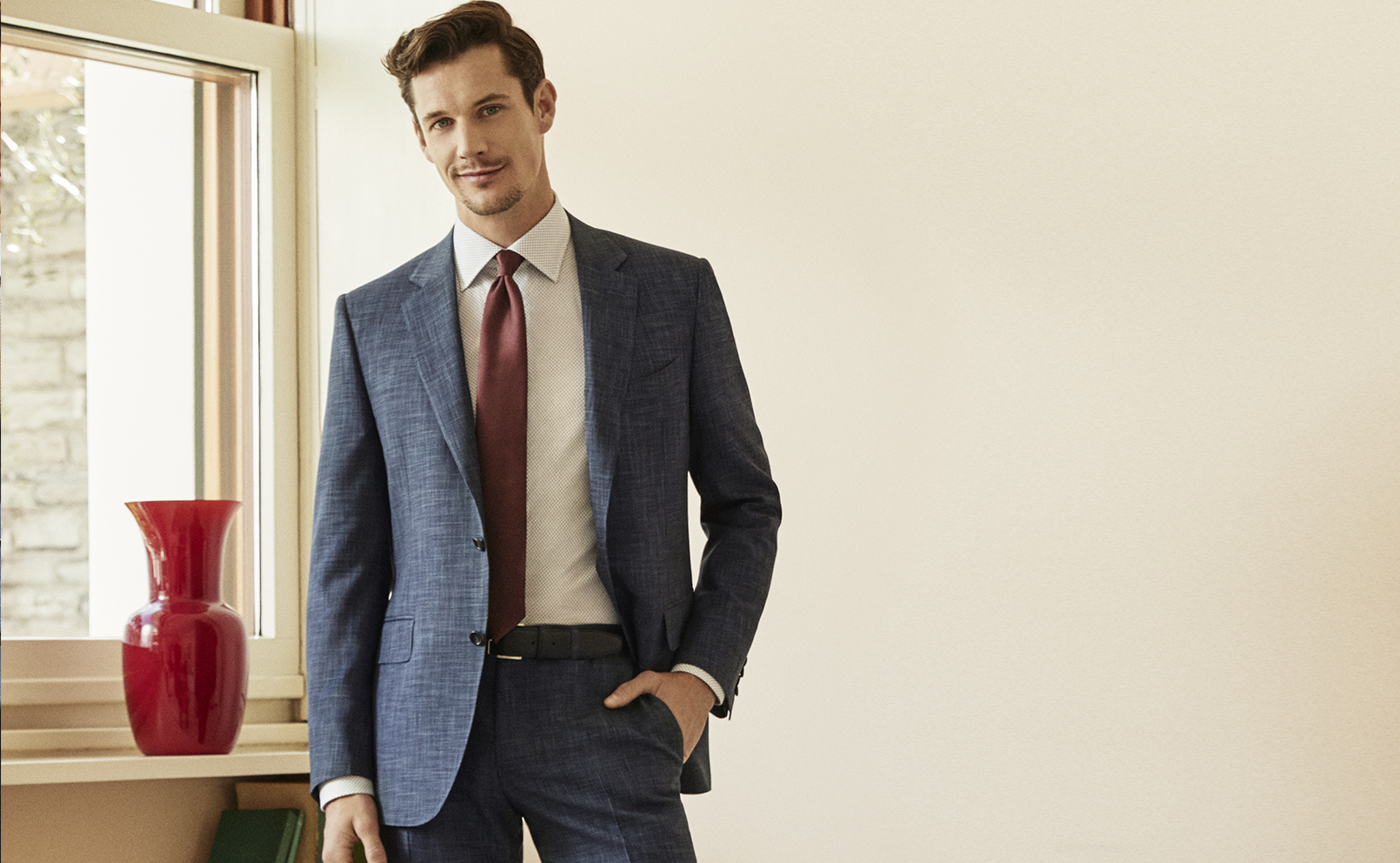 Canali INFALLIBLE CLASSICS
