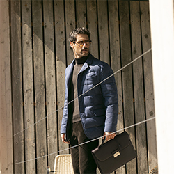 Canali FW19 Business Casual